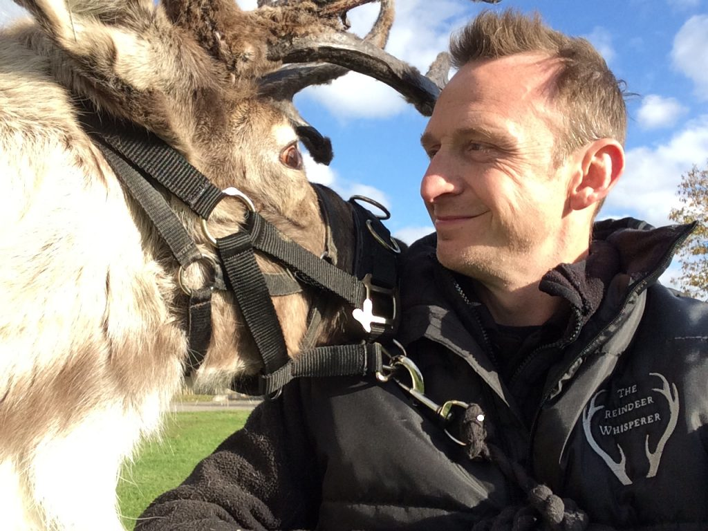 Reindeer Whisperer About Us